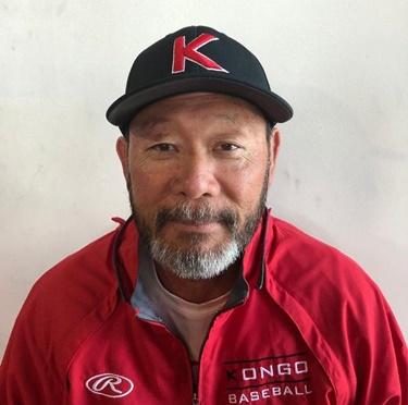 Allan Kawaguchi-Baseball