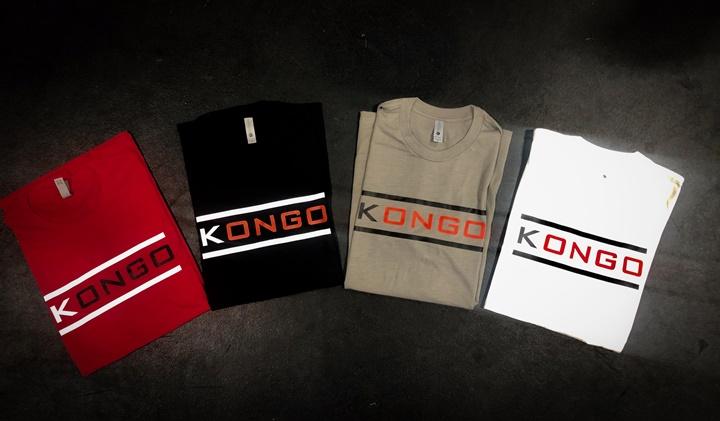 Adult Kongo Shirts